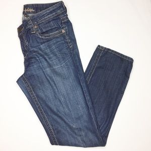KUT from the Kloth Straight jeans darkwash size 6